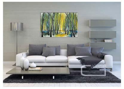 Gemälde kaufen, Besipielfoto