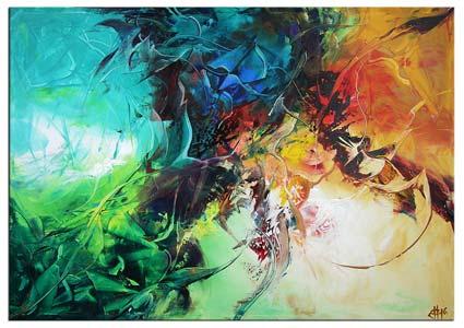 Gemälde kaufen, Künstler