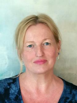 Künstlerin Annette Freymuth
