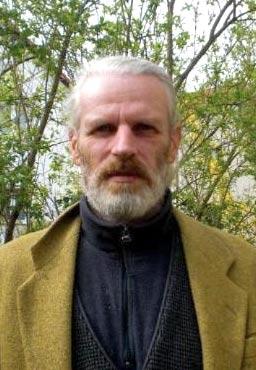 Bildhauer Hans-Jürgen Gorenflo