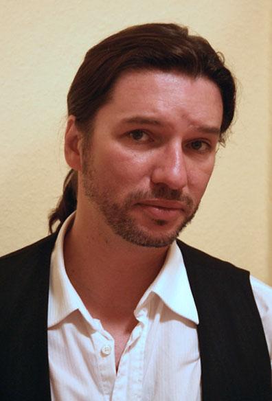 Künstler André Mimor