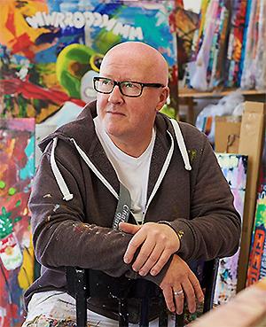 Künstler Holger Mühlbauer-Gardemin