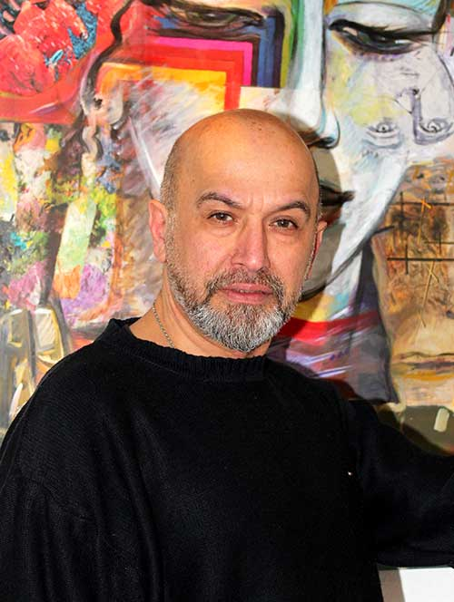 Künstler Koroush Namazi