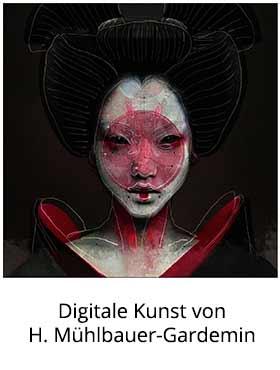 Digitale Kunst von Holger Mühlbauer-Gardemin