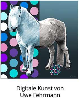 Digitale Kunst von Uwe Fehrmann