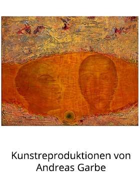 Kunstdrucke auf Leinwand von Andreas Garbe