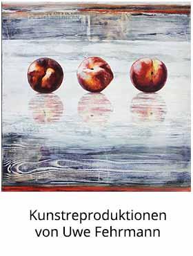 Kunstdrucke von Uwe Fehrmann