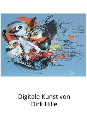 Digitale Kunst von Dirk Hille