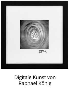 Digitale Kunst von Raphael König