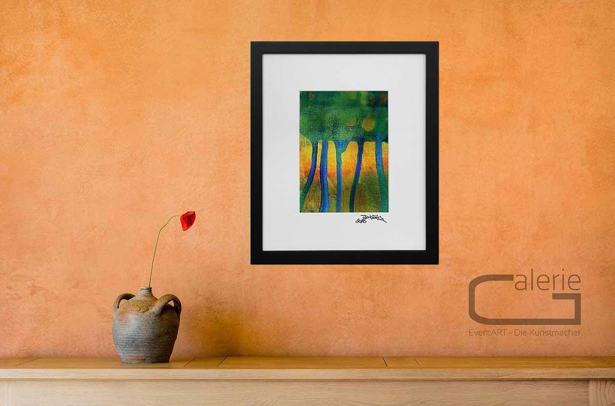 Kunstdrucke kaufen: Wohnbeispiel