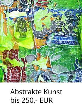 Abstrakte Kunst bis 250 EUR kaufen