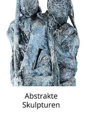 Abstrakte Kunst: Skulpturen