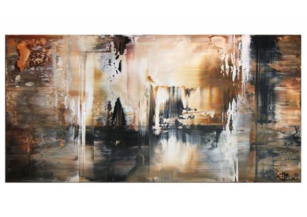 """Acrylgemälde, G. Hung: """"Heimkehr II"""""""