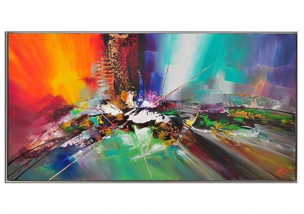 """Moderne Kunst, G. Hung: """"EXPRESSIVE FERNE II"""" (ri)"""