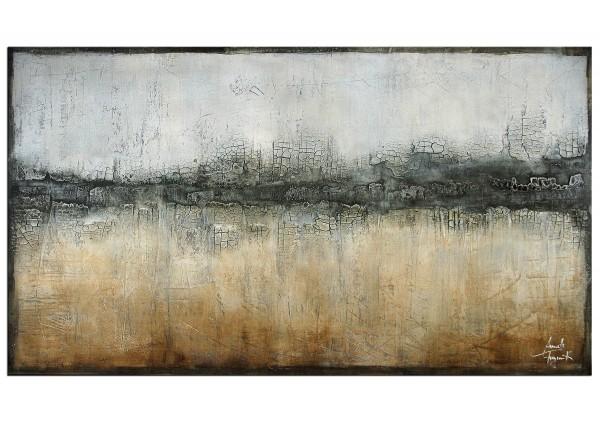 "Acrylmalerei abstrakt, A. Freymuth: ""Weite"""