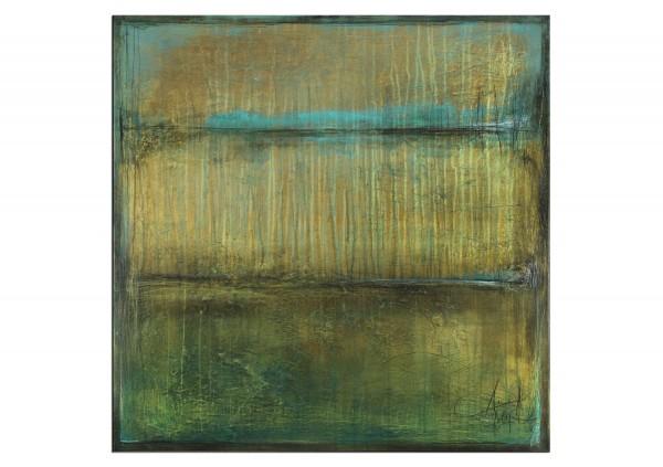 """Acrylbild von A. Freymuth: """"In-Ground"""" (A)"""