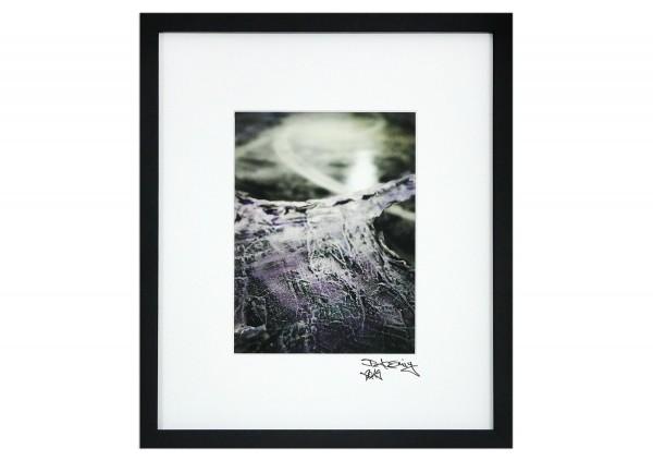 """Edition, signierter Kunstdruck, Raphael König: """"Mondlicht im Wasser"""""""