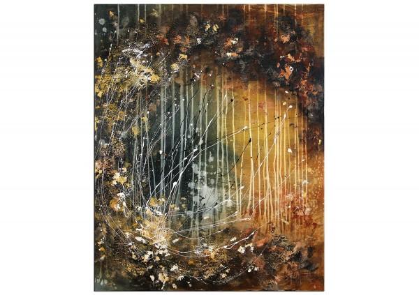 """Acrylbild von A. Freymuth: """"Gate"""""""