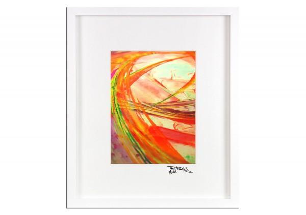 "Edition, signierter Kunstdruck, Raphael König: ""Parallelwelt I"""