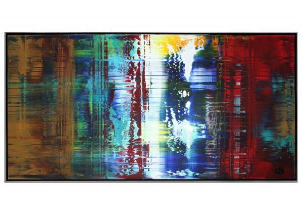 """Acrylgemälde, G. Hung: """"Bladerunner II"""" (ri)"""