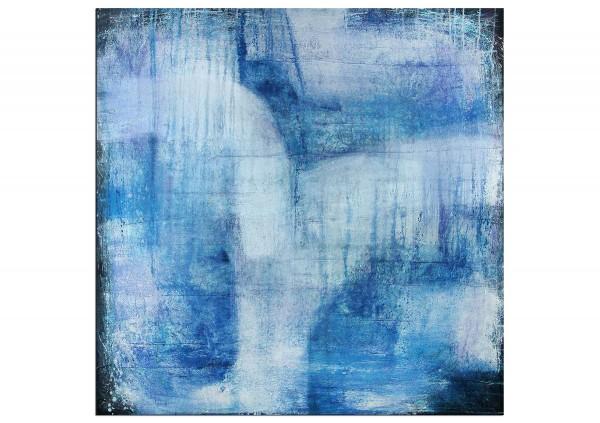 "Acrylbilder abstrakt, M.Rick: ""Es fließt"" (A)"
