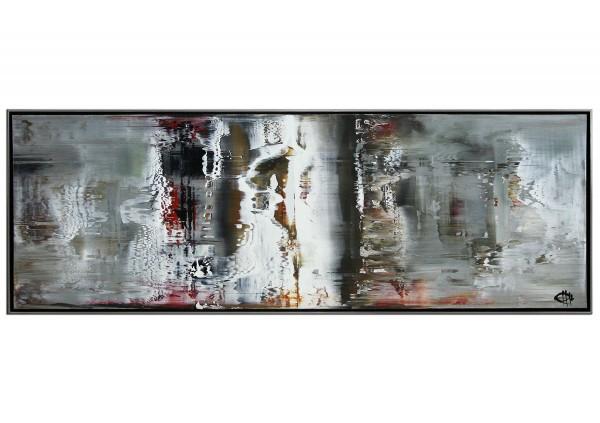 "Acrylgemälde, G. Hung: ""Dimensionsverschiebung I"""