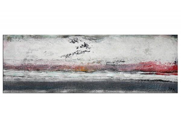 "Acrylbilder abstrakt, M.Rick: ""HORIZONT"""