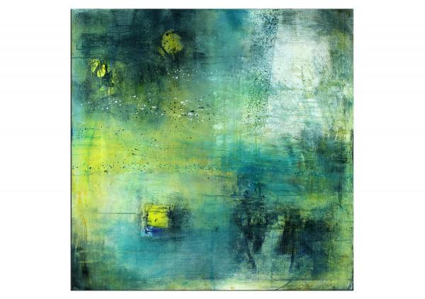 """Abstrakte Acrylmalerei, M.Rick: """"My Destiny"""" (A)"""