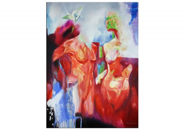 Zeitgenössische Ölmalerei
