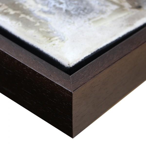 Premium XL Schattenfugenrahmen wenge SR-M6460A06-XL, Bilderrahmen Holz