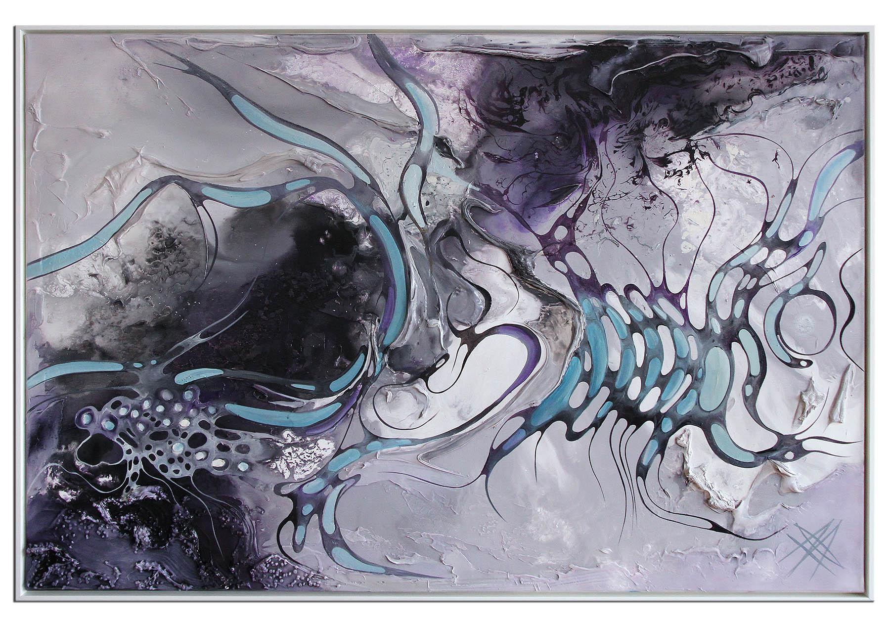 lbilder von b ossowski kaufen acrylbilder abstrakt acrylbilder galerie kunst online kaufen. Black Bedroom Furniture Sets. Home Design Ideas
