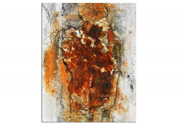 """Expressive Acrylmalerei, I. Schmidt: """"Soma"""""""