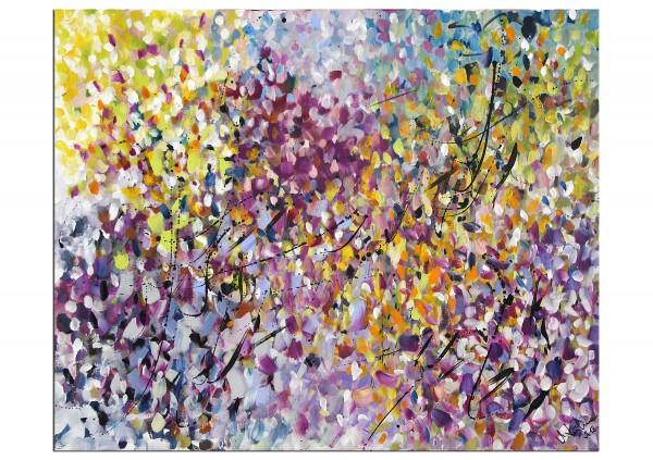 "Acrylgemälde, M.Kühne: ""Autumn II"""