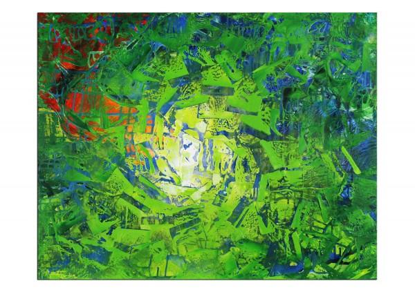 """Acrylbilder, J. Fernandez: """"Vitale Kraft I"""""""