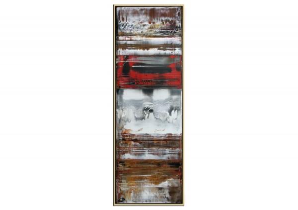 "Acrylgemälde, G. Hung: ""Diffundierendes Wasser I"" (ri)"