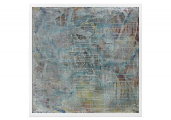 Abstrakte Acrylgemälde