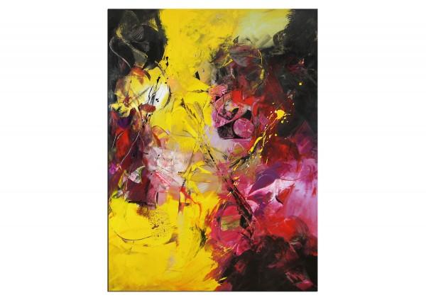 "Abstrakte Acrylmalerei, C. Middendorf: ""Wonderland I"""