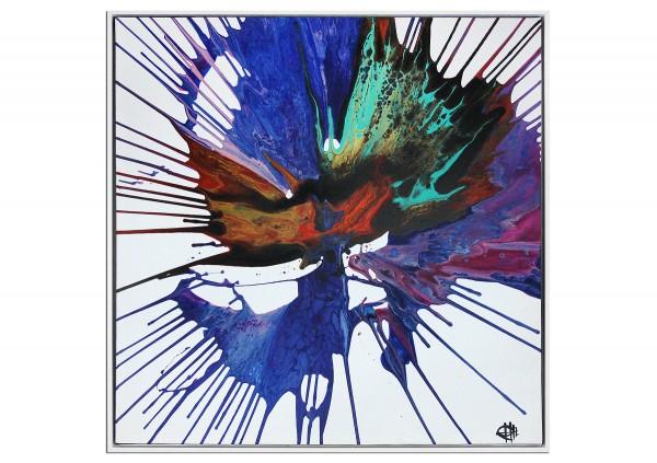 "Acrylgemälde, G. Hung: ""Tree of Life"" (ri)"