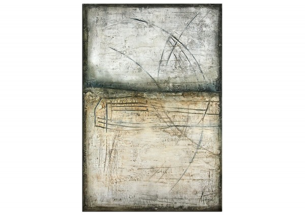 "Acrylmalerei abstrakt, A. Freymuth: ""Roots I"""