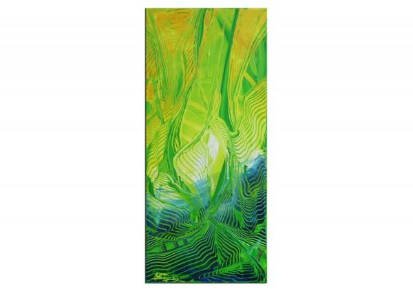 """Acrylbilder, J. Fernandez: """"Sommerinspiration"""""""