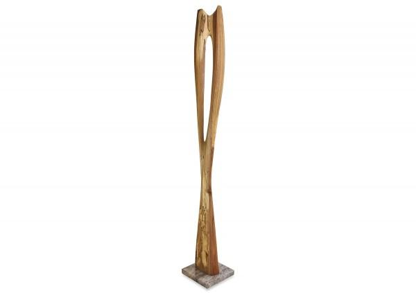"Moderne Skulptur,Hans-Jürgen Gorenflo: ""Stele"" (A)"
