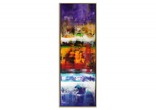 "Acrylgemälde, G. Hung: ""Carribean Dream IV"""