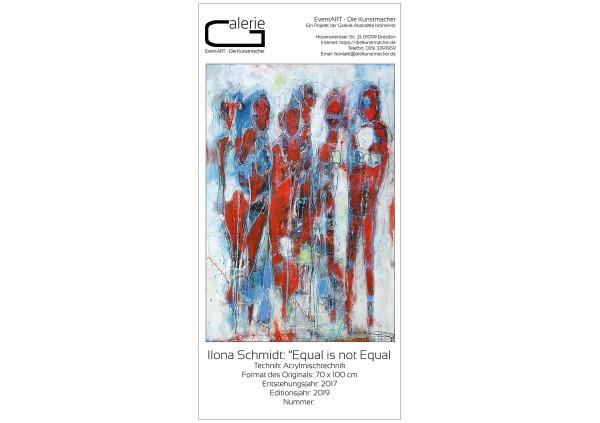 Kunstdruck von Ilona Schmidt