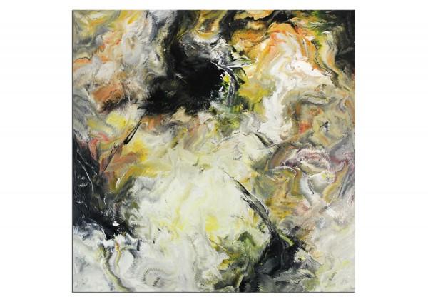 """Acrylmalerei, C. Middendorf: """"Kolibri XIV"""" (A)"""