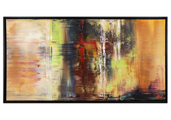 "Acrylgemälde, G. Hung: ""Time is running VI"""