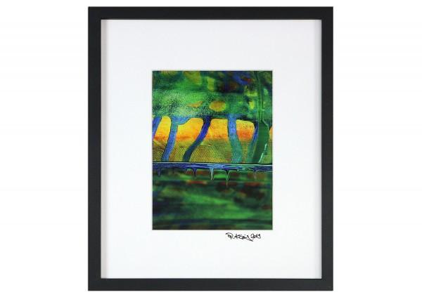 "Edition, signierter Kunstdruck, Raphael König: ""Surrealer Makrohorizont"""