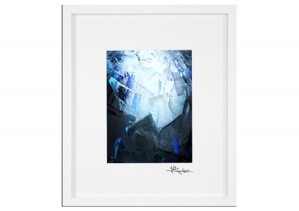 "Edition, signierter Kunstdruck, Julio Fernandez: ""Cave of Mirrors: The Dome"""
