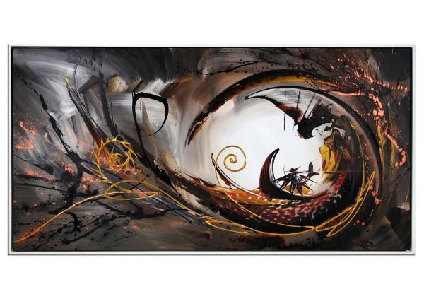 "Acrylgemälde, G. Hung: ""Thunderstorm I"""