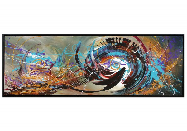 "Acrylgemälde, G. Hung: ""Universal Colours I"""