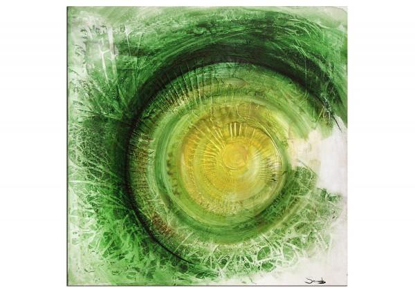 "Moderne Malerei, C. David Schwartz: ""Yaxilan"""